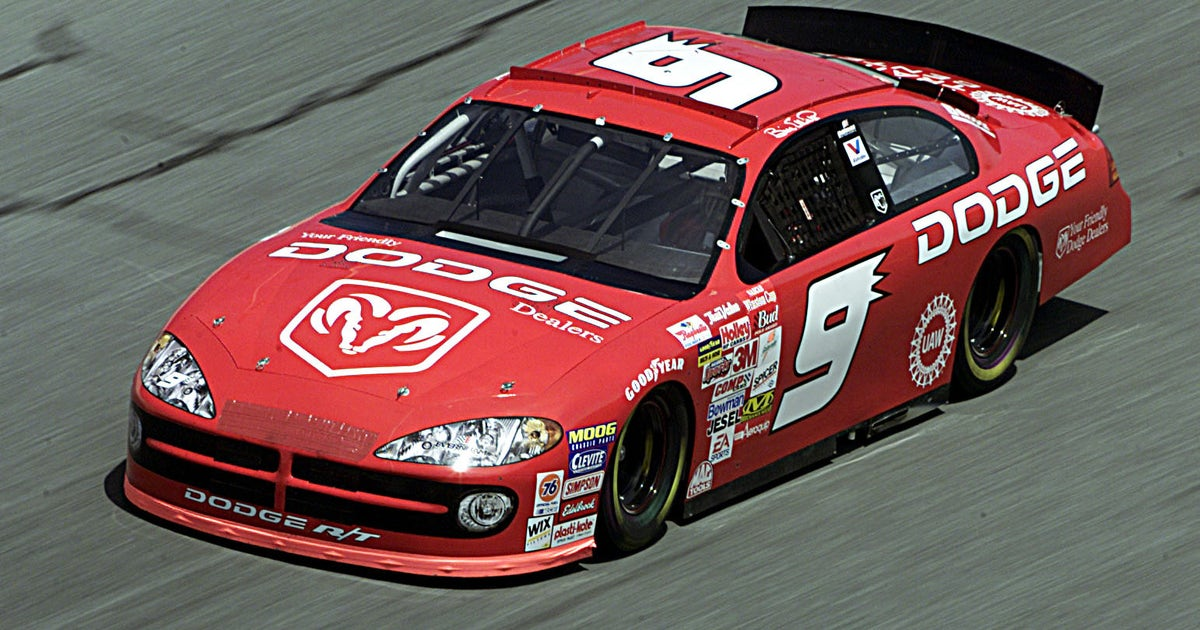 10 Most Iconic Dodge Rides In Nascar Premier Series