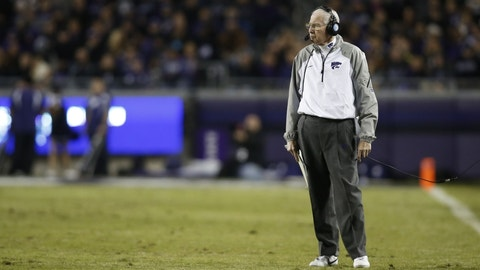 NCAA Football (active coach): Bill Snyder