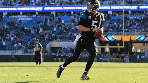 Jacksonville Jaguars: Black
