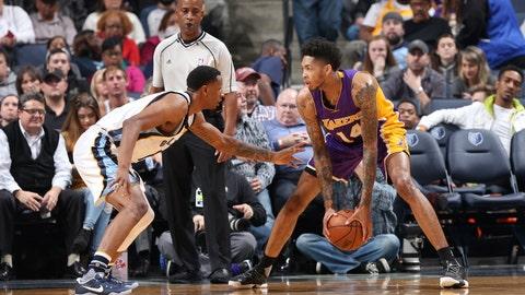Brandon Ingram, SF, Los Angeles Lakers