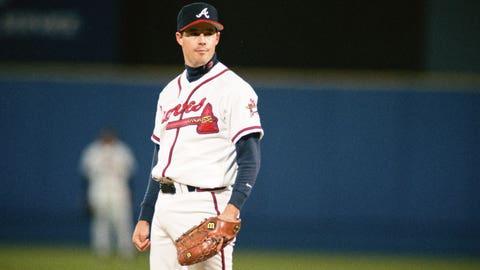 Atlanta Braves - Greg Maddux