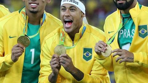 Aug. 20 - Brazil 1, Germany 1 (5-4 PKs)