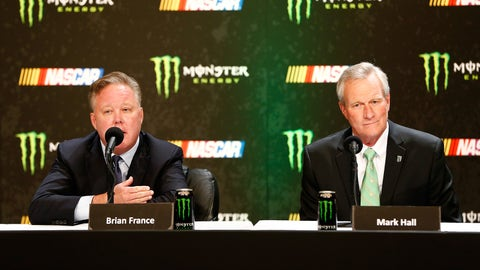 NASCAR community reacts to monster announcement