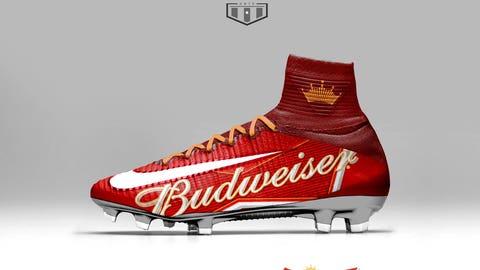 Nike Mercurial Budweiser