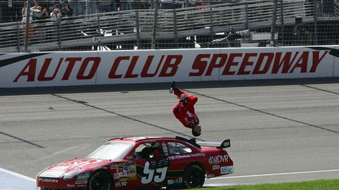 Auto Club Speedway, 1