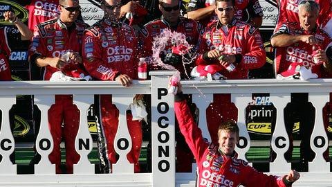 Pocono Raceway, 2