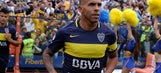 Report: Carlos Tevez in line to become world's highest-paid player