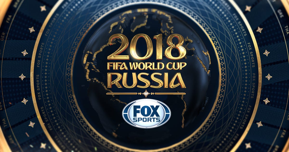 2018 FIFA World Cup - Watch Live Matches Streaming on FOX Sports