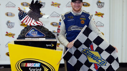 Chris Buescher, 1