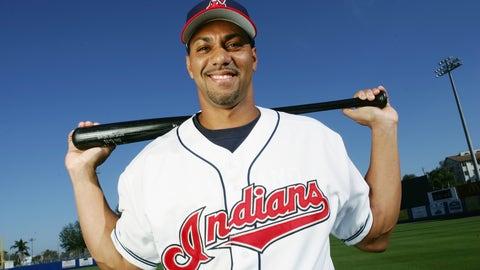 Cleveland Indians - Juan Gonzalez