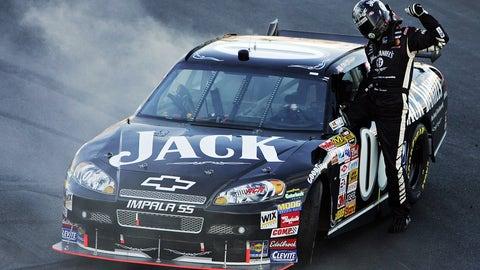 New Hampshire Motor Speedway, 2007