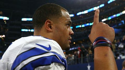 NFC #1 seed: Dallas Cowboys (13-2)