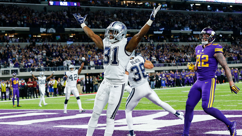 Dallas Cowboys (last week: 1)