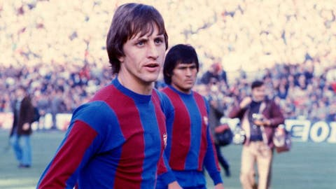 Cruyff brings Barcelona out of Real Madrid's shadow
