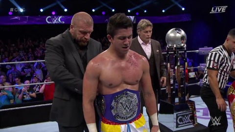 The Cruiserweight Classic revives a division