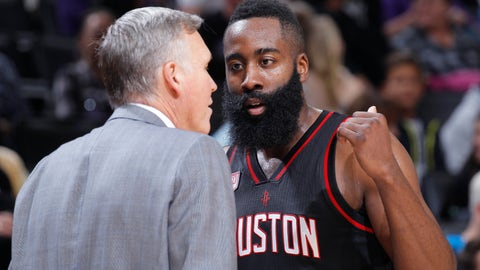 Mike D'Antoni, Houston Rockets: A