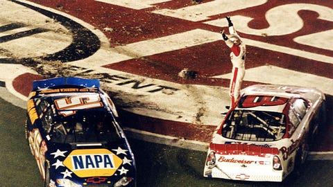 Daytona International Speedway, July 2001