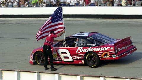 Dover International Speedway, September 2001