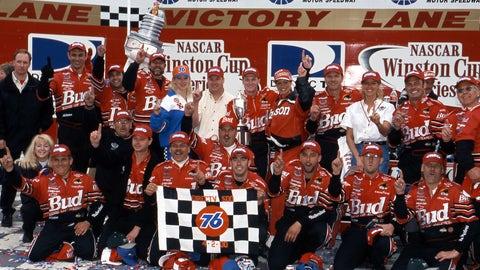 Texas Motor Speedway, 1