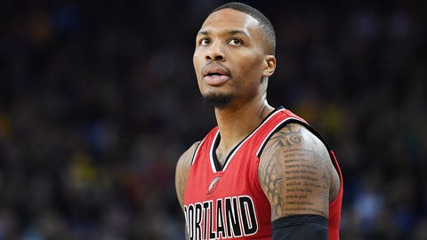 15. Damian Lillard: $38.4 million