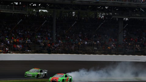 Danica Patrick, Indianapolis Motor Speedway, 30.25