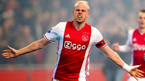 T-10: Davy Klaassen - Ajax
