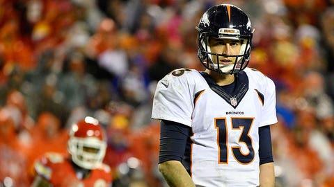 Denver Broncos: Trevor Siemian