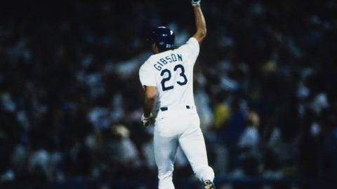 Los Angeles Dodgers - Kirk Gibson