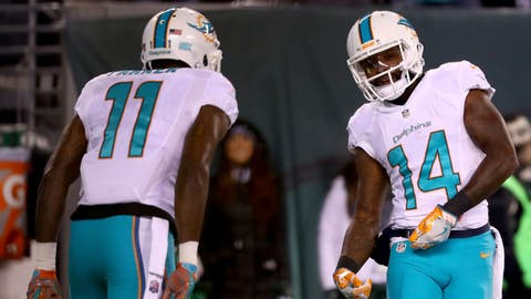 AFC #6 seed: Miami Dolphins (10-5)
