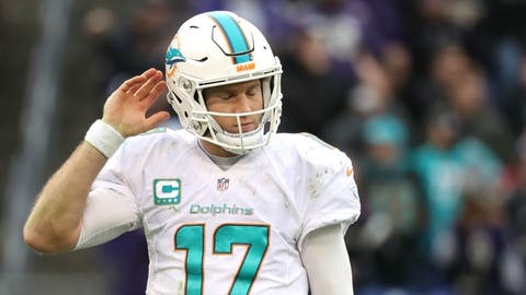 AFC #7 seed: Miami Dolphins (7-5)