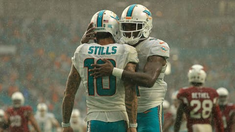 AFC #7 seed: Miami Dolphins (8-5)
