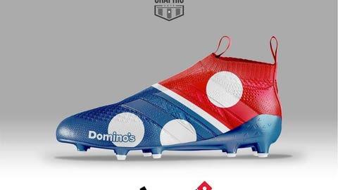 Adidas Purecontrol Domino's Pizza