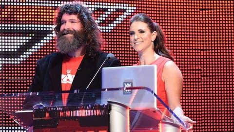 The WWE Draft