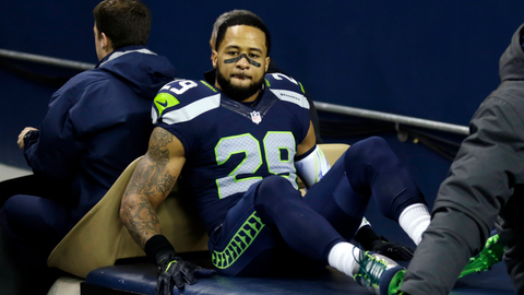 Earl Thomas is out for the season