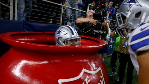 NFL's new celebration rules