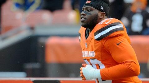 Emmanuel Ogbah, DE, Browns
