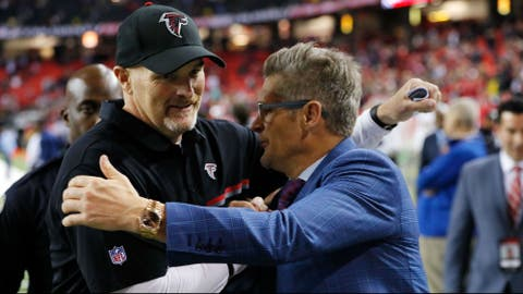 NFC #2 seed: Atlanta Falcons (10-5)