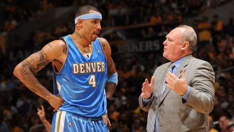 George Karl vs. everybody