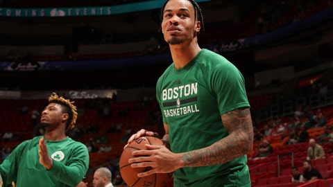 Boston Celtics: Gerald Green, 30
