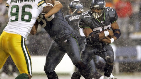 2006: Shaun Alexander goes for over 200