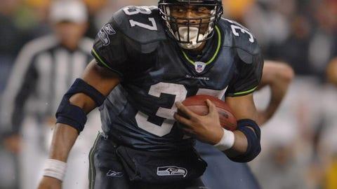 Shaun Alexander, 2000 — Round 1, Pick 19 (Seattle Seahawks)
