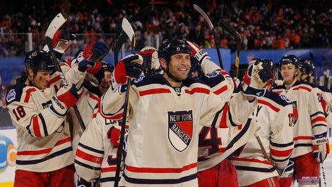 New York Rangers, 2012