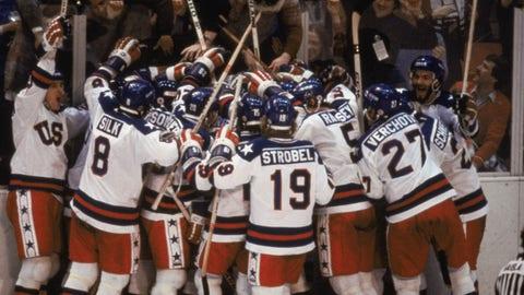1980 -- United States Men's Hockey Team