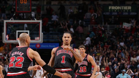 Derrick Rose: Trusted that one too much