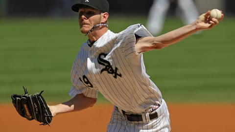 White Sox SP Chris Sale to the Dodgers
