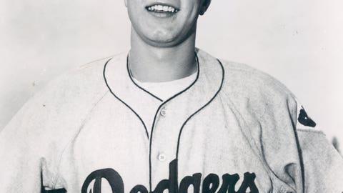 1955 -- Johnny Podres