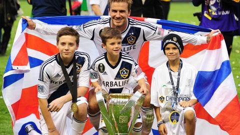 2012: LA Galaxy 3, Houston Dynamo 1