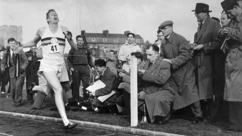 1954 -- Roger Bannister