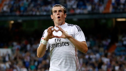 6 - Gareth Bale