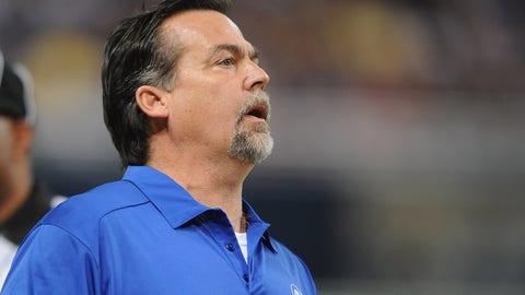 3. 2013 St. Louis Rams
